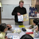 Hirasu classroom teaching elementary school children